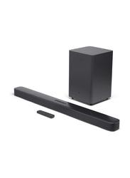 JBL Bar 2.1 Deep Bass Sound Bar, Black