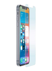 Cellular Line Apple iPhone 12 Pro Max Impact Glass Screen Protector, Clear