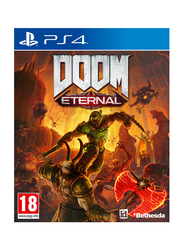 Doom Eternal for PlayStation 4 (PS4) by Bethesda Game Studios