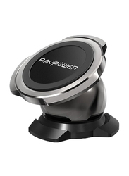 Rav Power Magnetic Car Phone Mount, Black