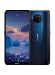 Nokia 5.4 128GB Blue, 4GB RAM, 4G LTE, Dual Sim Smartphone