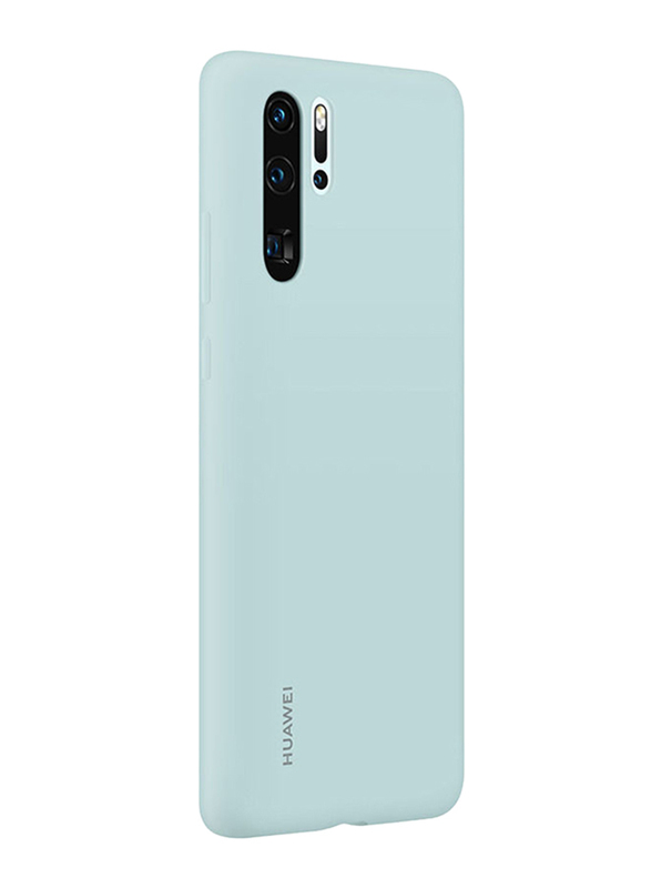 Huawei Back Case Cover for Huawei P30 Pro Mobile Phone, Light Blue