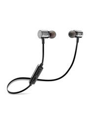 Cellularline Motion Wireless In-Ear Earphones with Mic, Black