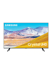 Samsung 50-inch TU8000 Class Crystal 4K Ultra HD LED Smart TV, 2020 Version, UA50TU8000UXZN, Black