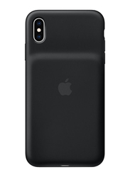 Apple Smart Battery Silicone Case for Apple iPhone XS Max, Black