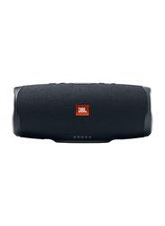 JBL Charge 4 Water Resistant Portable Bluetooth Speaker, Black
