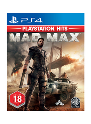 Mad Max for PlayStation 4 (PS4) by WB Games