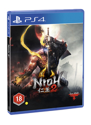 Nioh 2 for PlayStation 4 (PS4) by Sony Interactive Entertainment