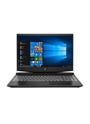 "HP Pavilion Gaming Laptop, 15.6"" FHD Display, Intel Core i7-9750H 2.6 GHz, 1TB HDD + 256GB SSD, 16GB RAM, NVIDIA GeForce GTX 1660 Ti 6GB Graphics, EN KB, Win 10, 8UG83EA#ABV, Black"