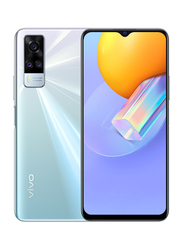 Vivo Y51 128GB Crystal Symphony, 8GB RAM, 4G LTE, Dual Sim Smartphone