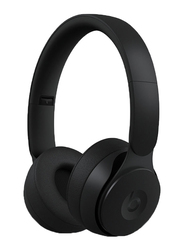 Beats Solo Pro Wireless On-Ear Noise Cancelling Headphones with Mic, Black
