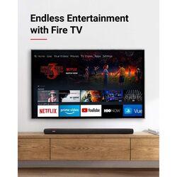 Anker Nebula Soundbar Fire TV Edition Speaker, Black
