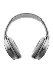 Bose QuietComfort 35 Series II Wireless On-Ear Noise Cancelling Headphones, Silver