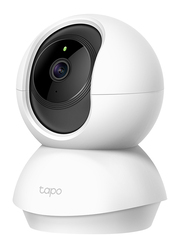 TP-Link Tapo C200 Baby Monitor Security Camera, 1080p, White