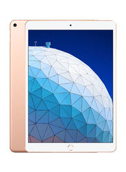 Apple iPad Air 2019 64GB Gold 10.5-inch Tablet, Without FaceTime, 3GB RAM, WiFi Only