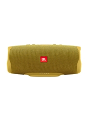JBL Charge 4 Water Resistant Portable Bluetooth Speaker, Yellow