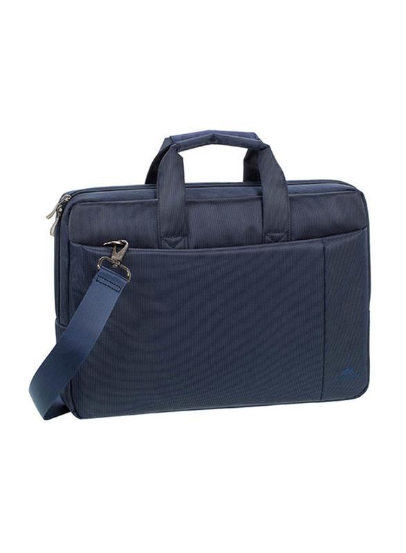 Rivacase 13.3-inch Shoulder Laptop Bag, Blue