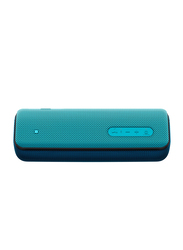 Sony SRS-XB31 Extra Bass Water Resistant Portable Wireless Bluetooth Speaker, Blue