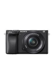 Sony Alpha a6400 Mirrorless Digital Camera with 16-50mm Lens, 24.2 MP, 4K, Black