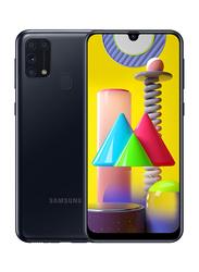 Samsung Galaxy M31 128GB Black, 6GB RAM, 4G LTE, Dual Sim Smartphone