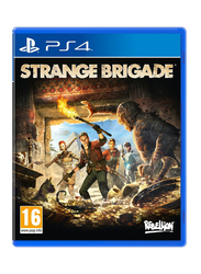 Strange Brigade Video Game for PlayStation 4 (PS4) by Rebellion