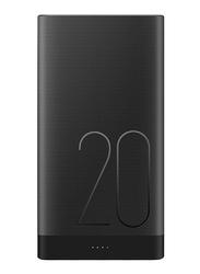 Huawei 20000mAh HUW-PP-AP20Q Fast Charging Power Bank, Black