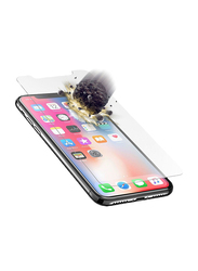 Cellular Apple iPhone X Tetra Force Shield Tempered Glass Screen Protector, Clear