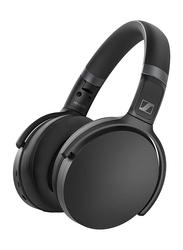 Sennheiser HD 450BT Wireless Bluetooth 5.0 Over-Ear Noise Cancelling Headphones, Black
