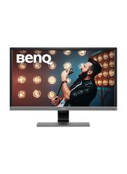 BenQ 28 Inch 4K HDR LED Monitor, EL2870U, Black