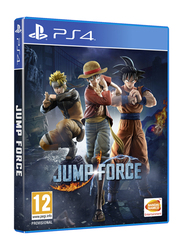 Jump force for PlayStation 4 (PS4) by Bandai Namco Entertainment