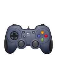 Logitech F310 Gamepad Controllers for PC, Dark Blue