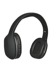 Xcell BHS 510 Wireless On-Ear Headset, Black