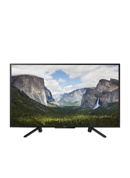 Sony 43-Inch Full HD LED Smart TV, KDL43W660F, Black