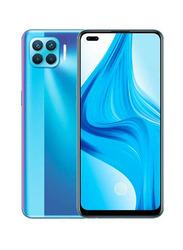 Oppo A93 128GB Blue, 8GB RAM, 4G LTE, Dual Sim Smartphone