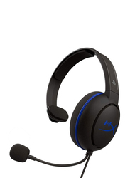 HyperX Cloud Chat Gaming Headset for Playstation PS4, Black