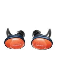Bose SoundSport Free Wireless In-Ear Headphones, Orange