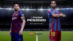 E Football PES 2020 for PlayStation 4 (PS4) by Konami