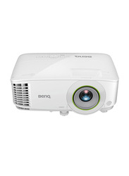 BenQ EH600 DLP Wireless Portable Android Based Business Projector, 3500 Lumens, White