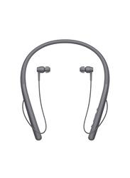 Sony WIH700/B Hi-Res Wireless In-Ear Headphones, Grayish Black