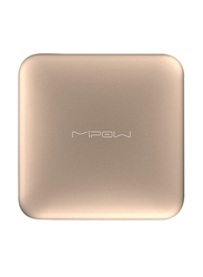 Mipow 4500mAh SPL08W Fast Charging Portable Mobile Power Bank, Gold