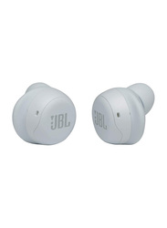 JBL Live Free NC Plus TWS Wireless In-Ear Noise Cancelling Earbuds, White