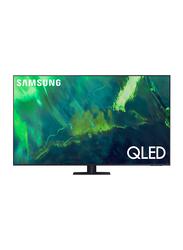 Samsung 55-Inch Flat 4K Ultra HD Smart QLED TV, Q70A, Black