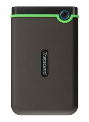 Transcend 2TB HDD StoreJet M3 External Portable Hard Drive, USB 3.0, Black