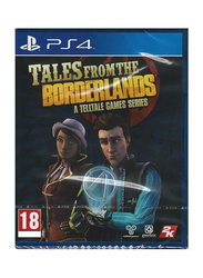 Tales from the Borderlands for PlayStation 4 (PS4) by 2K