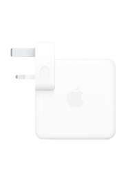 Apple USB-C Power Adapter Wall Charger, 61W, MRW22ZE/A, White