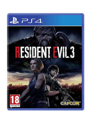 Resident Evil 3 Lent Edition for PlayStation 4 (PS4) by Capcom