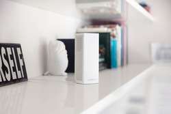 Linksys Velop Whole Home Intelligent Mesh Wi-Fi System, Tri-Band, 2-pack, White
