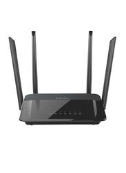 D-Link DL-DIR1210 Wi-Fi Router AC1200, Black