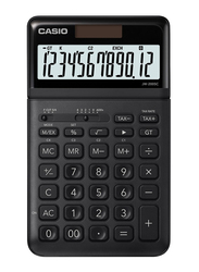 Casio JW-200SC Stylish Calculators, Black