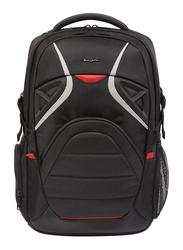 Targus Strike 17.3-inch Gaming Laptop Backpack Bag, Black/Red